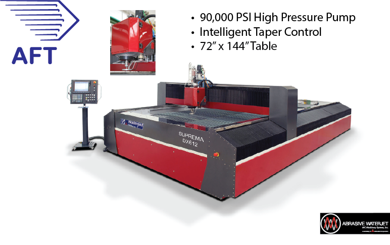 AFTs Waterjet Cutting System